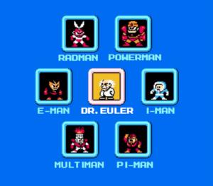 Learning Math (Mega Man vs. Tetris)