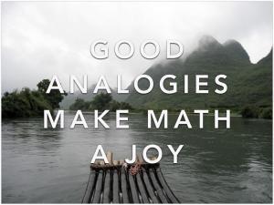 Math and Analogies